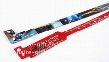 Christmas plastic wristbands for activities