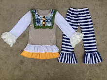 baby girl kids children's autumn clothing children clothes brand name import export used children clothes clothing sets