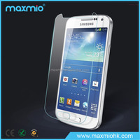 Made in China, Anti glare smooth touch smart phone screen protector for Samsung Galaxy S4 mini