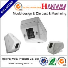 china manufacturer OEM aluminum powder coating die casting camera housing security camera system cctv camera