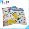 Hot Selling Cheap China OEM Children Color Filling Book Printing