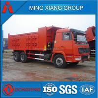 HOT SALE HOWO 6X4 15 ton tipper truck 336HP Euro 3
