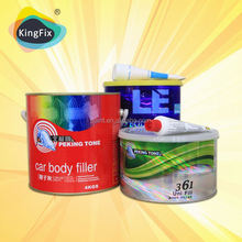 Excellent adhesion body filler used for crack/factory manufacturing body filler for bus