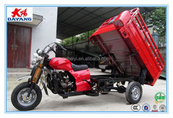 china chongqing best selling150cc/175cc200cc light load cargo tricycle truck