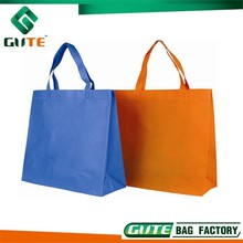 Recyclable shopping bag Non Woven Material tote bag