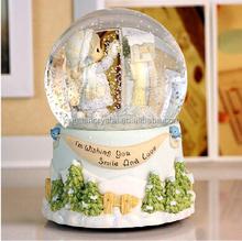 Fashion crystal 3D laster large decorative ball,crystal home decoration ,romantic crystal lover gift