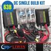 Most popular product hid kits 4300k 55w h1,h4,h7,h11 for Phaeton car mini cooper