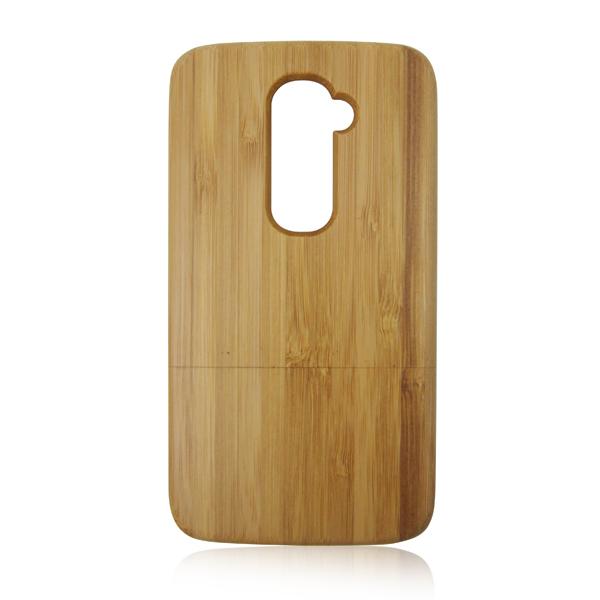 2016最新デザイン ホット販売竹ケース lg g2 、熱い販売ケース