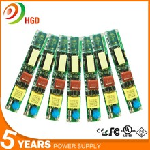 HG-501 21w ce/cc approve internal led driver 260mA for T8 LED tubes