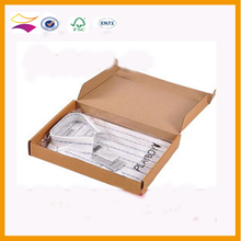 luxury shirt/dress/apparel packaging paper box