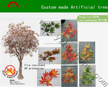 High quality custom made Chinese maple trees/artificial acer palmatum tree decoration