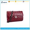 high quality leather handbag women PU leather shoulder bag cross body bag