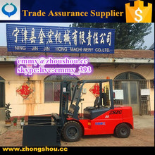 Top Quality Latest Edition Factory Price 2.5 ton diesel forklift truck