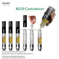 Buddy Original BUD Slim e cig 510 vaporizer cartridge bud touch vaporizer Pen vapor pen disposable Cbd CO2 cartomizer