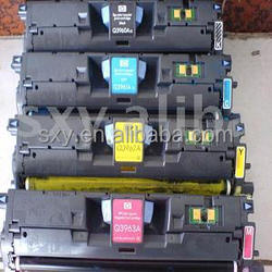 made in China Color Toner Cartridge Q2680A/81A/82A/83A used for hp3700