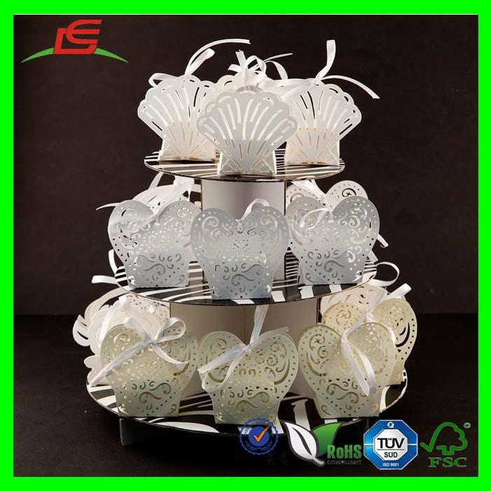 D280 White Seashell Wedding Decorations Laser Cut Paper Box Buy