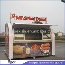 Hot Sale Mobile Food Trailer/ food truck for sale/ice cream vans