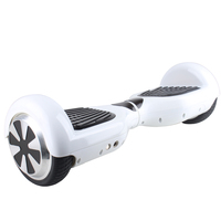 New design 2 wheel electric scooter hover board with led lights foot scooters