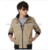 2014 wholesale cheap Korean latest fashion cute men Jacket made in China