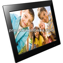 15 inch touch screen digital photo frame for restaurant electronic menu