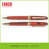 High Quality Office Stationery OEM Metal Pen Wooden Ballpoint Pen