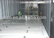 Containerized Block Ice making Machine.