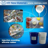 liquid silicone rubber for injection moulding / injection silicone rubber