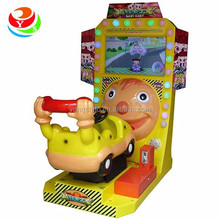 Baby cart high quality simulator car racing game machine