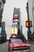 cool car OEM Picture printing/Photo output/Canvas Printing by machine