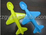 Tested high quality Airplane spoon, plasitic spoon, plastic ice cream spoon