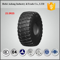China famous brand radial 20.5r25 wheel loader tires / off road tire