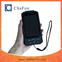 portable IP65 industrial-grade android 4.2 OS rfid handheld reader