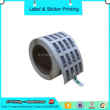 Avery barcode label paper , barcode label sticker