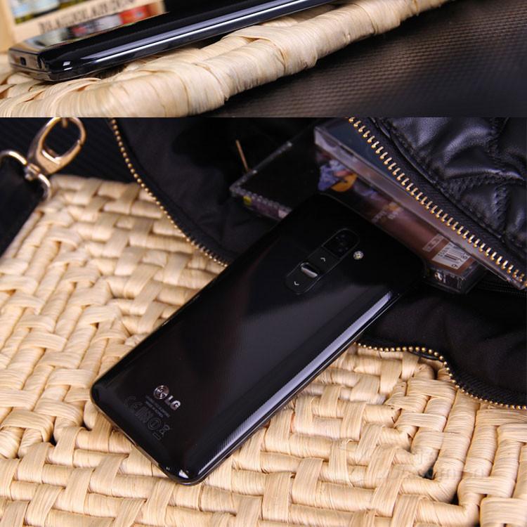 "Original LG G2 D802 5.2"" 2G RAM 32GB ROM Qual-core13MP Camera 3G NFC WIFI GPS Unlocked mobliePhone Freeshipping"