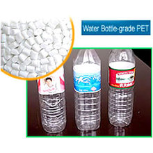 Bottle Grade PET, virgin & recycled PET, PET resin