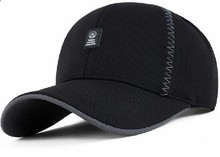 2015 mens embroidered baseball cap in pure color