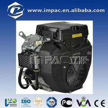 V-twin Cylinder 4 Stroke Air Cooled Small Gasoline Engine