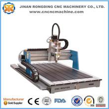 Factory price simple operation 6090 desktop cnc machine