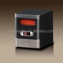 CABINET PTC FAN HEATER WITH UV PURIFIER FOR BEDROOM USING