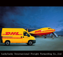 Cheap Alibaba Express air shipping freight DHL/UPS/EMS/TNT from shenzhen/Guangzhou/ to Port Louis