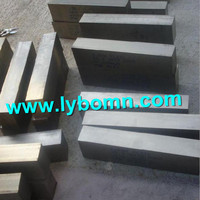 99.95% purity Wolfram Tungsten block blank for sale for s for industrial electronic equipment