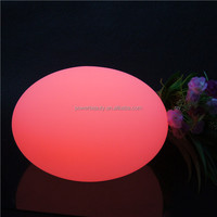 solar colour changing led ball lights with IR remote and multicolor lights