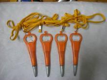 lanyard twist beer opener pen