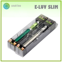 2014 new arrive e cig starter kit eluv kit mini ce4 clearomizer atomizer for ladies e cig