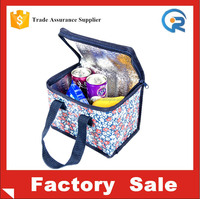 Wholesale non woven inuslated portable pizza warmer bag for food