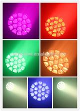 MEGA LED Lighting/DJ party decoration 19 pcs 4in1 Bee eye moving head beam light supplier