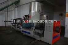 2015 JINJIN three-in one function film recycling granulating extrusion line JJSJ-180(water plastic PE)