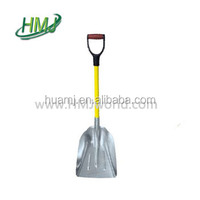Best selling aluminum heated snow shovel scoop in china