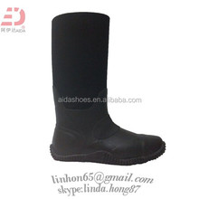 Mens Hunting Neoprene Rain boots