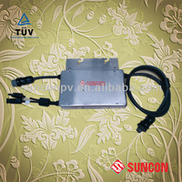 high efficiency solar grid tie micro inverter competitive price